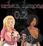 Nergal – Urban Demons (InProgress) Update Ver.0.2
