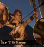 Art by Paradox3D – Missing Elf – The Forge