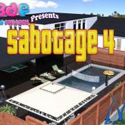 Art by Y3DF – Sabotage 4