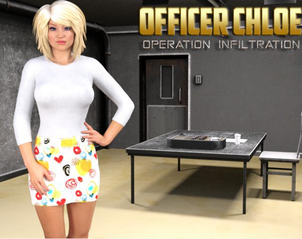 Key - Officer Chloe: Operation Infiltration (InProgress) Update Ver.0.69a