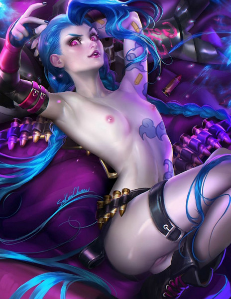 Jinx (League of Legends) assembly