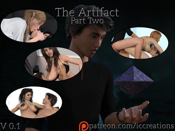 Iccreations – The Artifact: Part 2 (InProgress) Ver.0.1