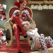 Art by Bazoongas Workshop – Satisfy The Queen