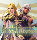 Studio FOW – The Royal Treatment
