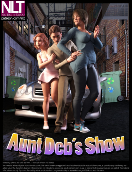 Art by NLT Media – Aunt Deb's Show