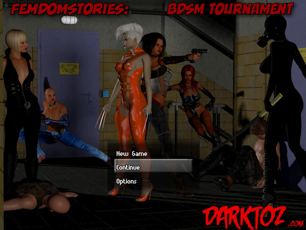 Darktoz - Femdomstories: BDSM Tournament