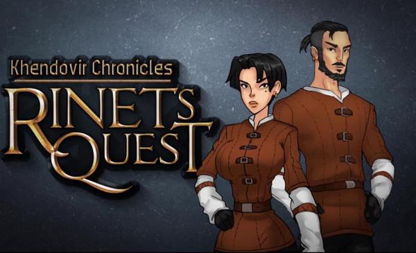 Stalkerroguen - Khendovir's Chronicles - Rinet's Quest (InProgress) Ver 0.07.04