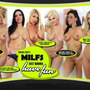 Lifeselector – Porno Dan's MILFs just wanna have fun