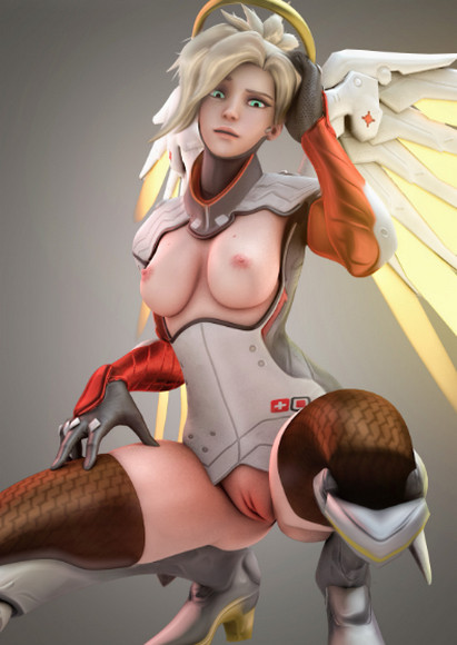 Hentai 3d Overwatch Mercy