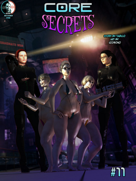 MCcomix - The Division – Core Secrets 11