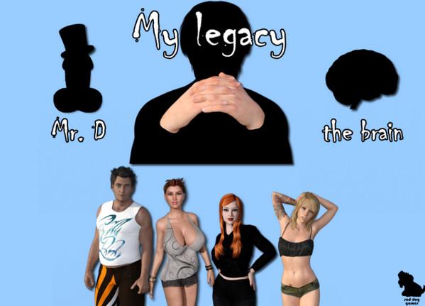 Saddoggames - My Legacy (InProgress) Update Ver.0.5