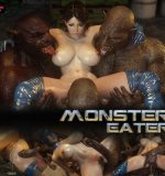 Art by Jared999d – Monster Eater Part 3
