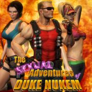 Juzo Togo - The Sexual Adventures of Duke Nukem (Alpha) Ver.0.37