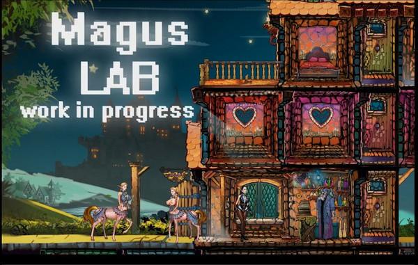 Brozeks&Co - The Magus Lab (InProgress) Ver.0.11a