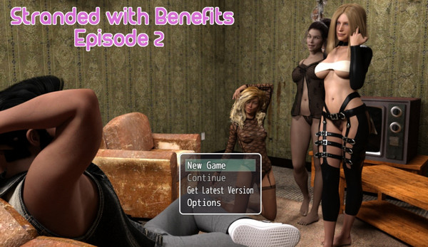 Daniels K - Stranded With Benefits – Episode 2 (InProgress) Update Ver.0.7