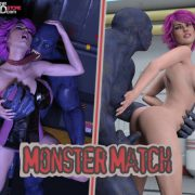 Art by RedRobot3D – Monster Match