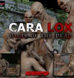 Art by RedRobot3D – Cara Lox – Womb of the Dead