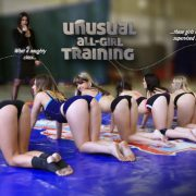 Lifeselector - Unusual all-girl training