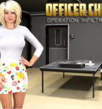 Key – Officer Chloe: Operation Infiltration (InProgress) Update Ver.0.8.2
