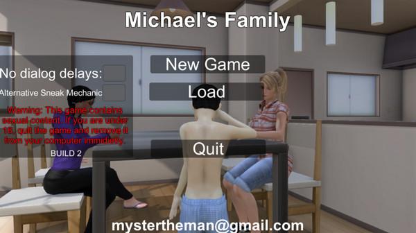Mystertheman - Michael's Family (InProgress) Update Build 4