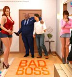 Art by Y3DF – Bad Boss (Update)
