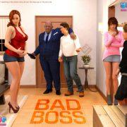 Art by Y3DF - Bad Boss (Update)