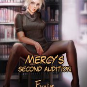 Art by Firolian – Mercy's Second Audition