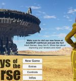 LastDays – Last Days of the Universe – Episode 1