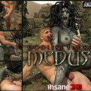 Art by Insane3D – Godlike Fuckers – Medusa