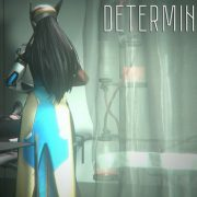 Determination - Symmetra Overwatch and 2B Nier Automata
