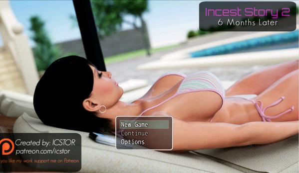 Icstor - Incest Story 2 (InProgress) Update Ver.0.3b