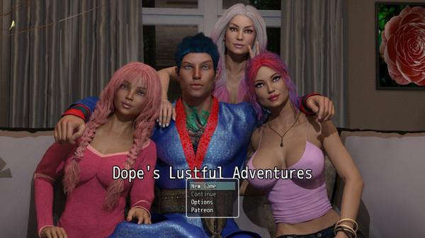 Dope - Dope's Lustful Adventures (InProgress) Ver.0.06.7