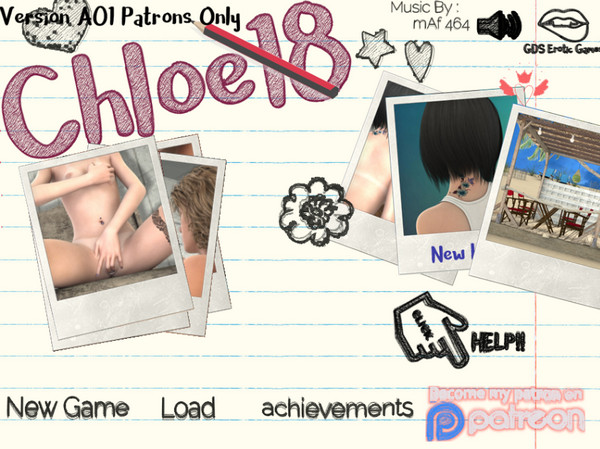GTS – Chloe18 (Part 1)