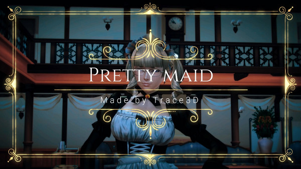 Trace3D - Pretty maid (part 1-2)