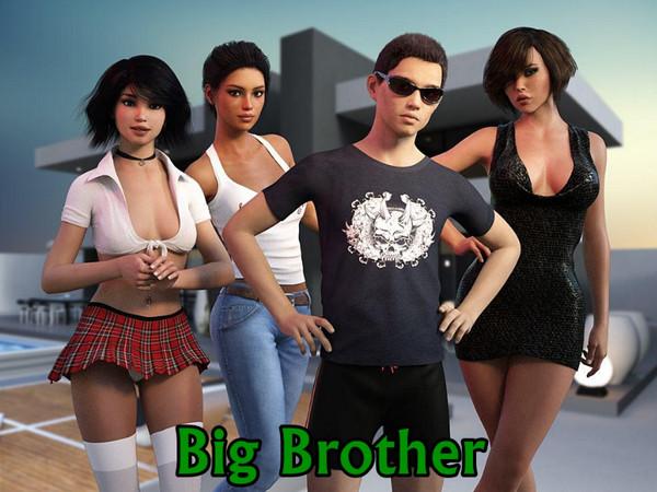 SandLustGames – Big Brother (InProgress) Update Ver.0.7