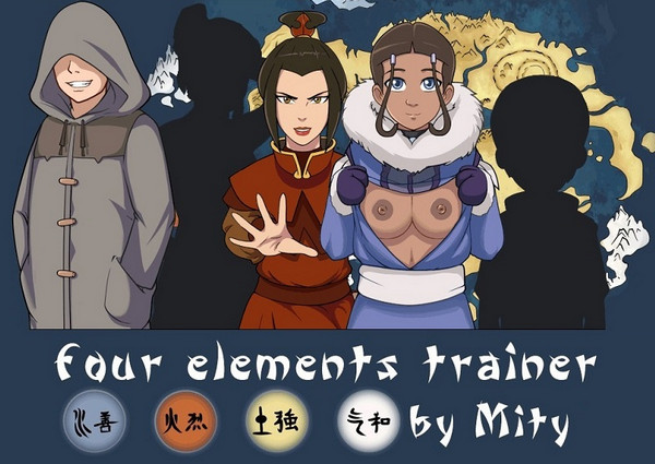 MITY - Four Elements Trainer (InProgress/Win/Mac) Update Ver.0.5.04b