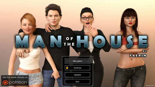 Faerin - Man of the House (InProgress) Update Ver.0.5.3b