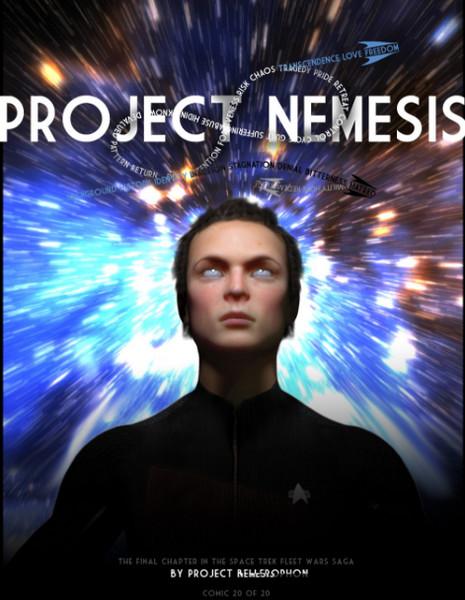 Project Bellerophon Comic 20 – Project Nemesis