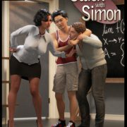 Art by NLT Media – Stuck With Simon