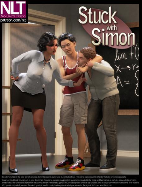 Art by NLT Media – Stuck With Simon