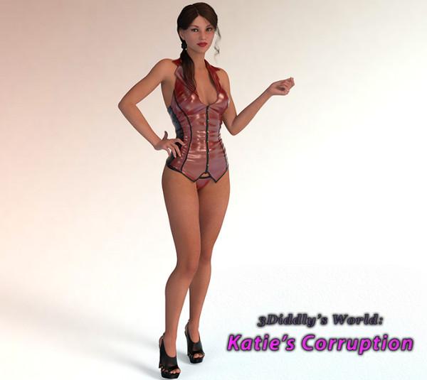 3Diddly - Katie's Corruption (InProgress) Update Ver.1.08