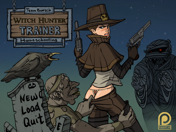 Team Borsch - Witch Hunter Trainer (InProgress) Ver.0.1