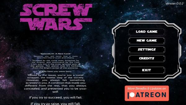SkullYakker – Screw Wars EpIV– A New Cock (InProgress) Ver.0.0.2