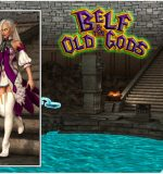 Art by Mongo Bongo – Belf and the Old Gods