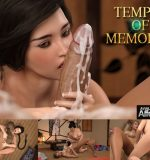 Art by Naama – Temple of Memories