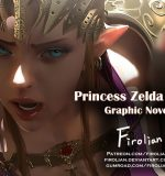 Art by Firolian – Princess Zelda