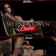 3DXNixah – Seline & Gwen – Desire