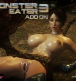 Art by Jared999D – Monster Eater 3 Add On
