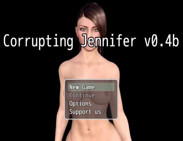 Inceton Games - Corrupting Jennifer (InProgress) Ver.0.4b