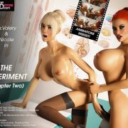 Art by Miki3DX – The Experiment - Chapter Two